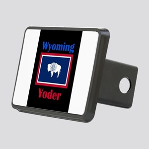 Yoder Wyoming Hitch Cover