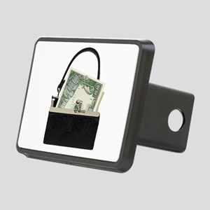 PurseBigBucks053009 Rectangular Hitch Cover