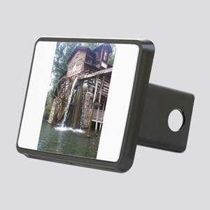 Dollywood Grist Mill Rectangular Hitch Cover