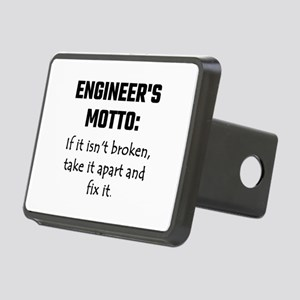 Engineer's Motto: If It Is Rectangular Hitch Cover