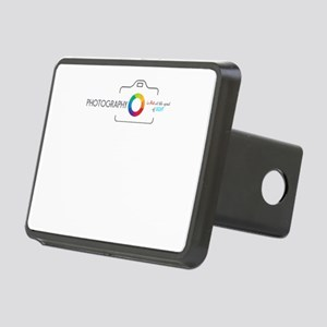 photography Rectangular Hitch Cover