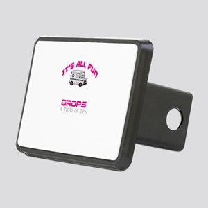 It's All Fun Rectangular Hitch Cover