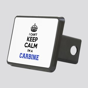 I can't keep calm Im CARBI Rectangular Hitch Cover