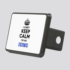 I can't keep calm Im ISING Rectangular Hitch Cover
