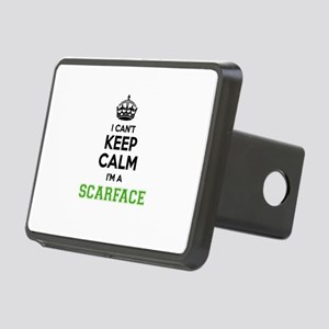 Scarface I cant keeep calm Rectangular Hitch Cover