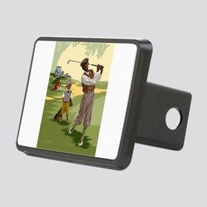Golf Game Rectangular Hitch Cover