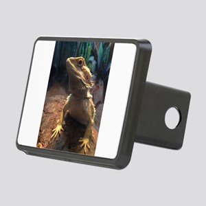 Bearded Dragon Rectangular Hitch Cover