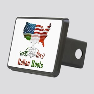 American Italian Roots Rectangular Hitch Cover