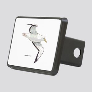 Wandering Albatross Bird Rectangular Hitch Cover