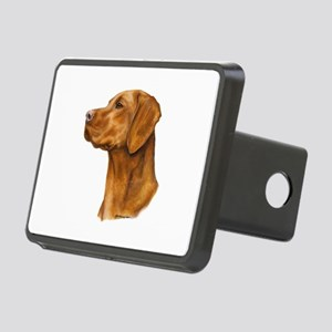 Hungarian Vizsla Rectangular Hitch Cover