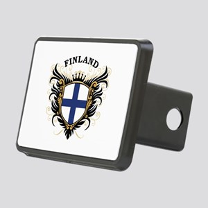 Finland Rectangular Hitch Cover