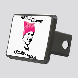 Change Rectangular Hitch Cover