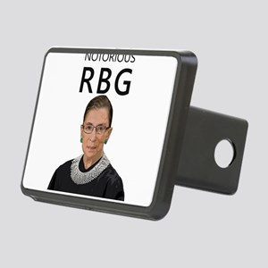 Notorious RBG Rectangular Hitch Cover