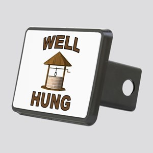 WELL HUNG Hitch Cover