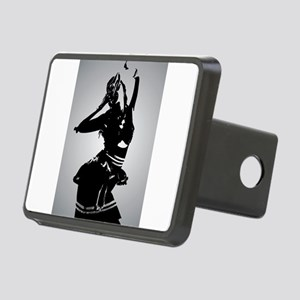 Trill Girl Rectangular Hitch Cover