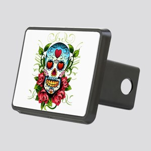 SugarSkull1 Hitch Cover