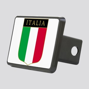 Italia Rectangular Hitch Cover