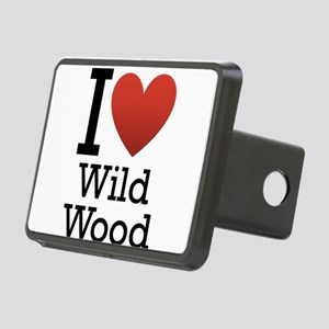 wildwood rectangle Rectangular Hitch Cover