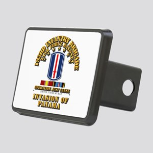 Just Cause - 193rd Infantr Rectangular Hitch Cover