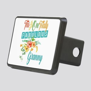Fabulous Grammy Rectangular Hitch Cover
