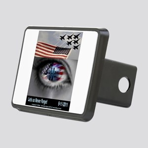 9-11-5 Rectangular Hitch Cover