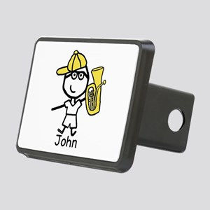 Boy & Baritone - John Rectangular Hitch Cover