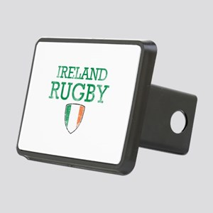 Ireland Rugby designs Rectangular Hitch Cover