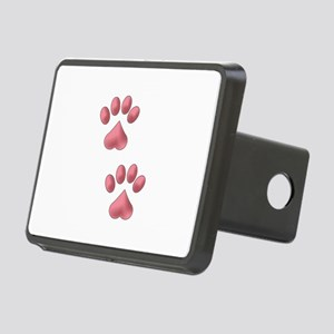 Heart Paws Hitch Cover