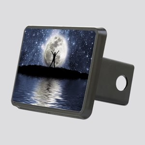 Between Heaven and Earth Rectangular Hitch Cover
