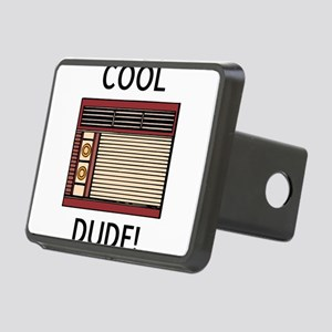cool dude Rectangular Hitch Cover