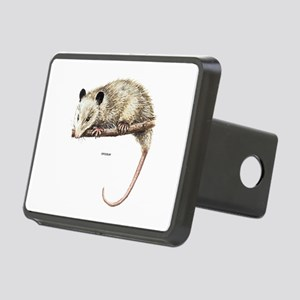 Opossum Animal Rectangular Hitch Cover