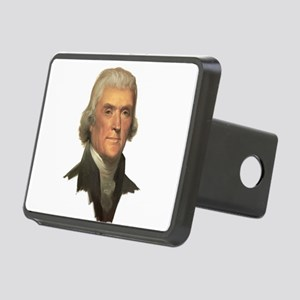 Thomas Jefferson Rectangular Hitch Cover
