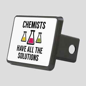 Chemists Have All The Solutions Rectangular Hitch