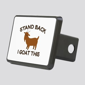 I Goat This Rectangular Hitch Cover