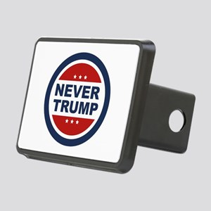 Never Trump 2016 Rectangular Hitch Cover