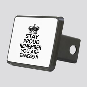 Stay Proud Remember You Ar Rectangular Hitch Cover