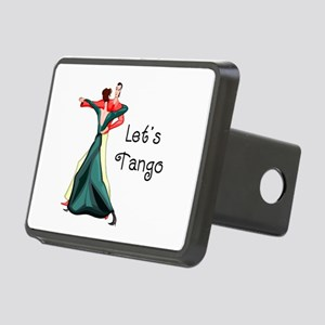 Let's Tango Rectangular Hitch Cover