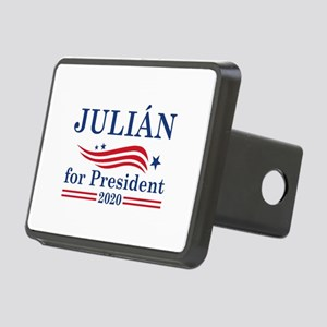 Julian For President Rectangular Hitch Cover