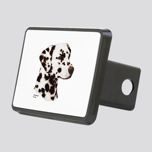 Dalmatian Rectangular Hitch Cover