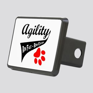 Agility Tail Rectangular Hitch Cover