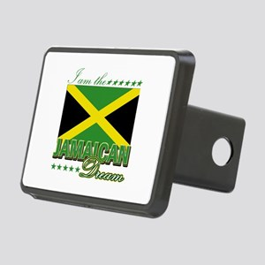I am the Jamaican Dream Rectangular Hitch Cover
