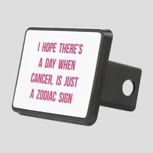 Cancer Hope Rectangular Hitch Cover