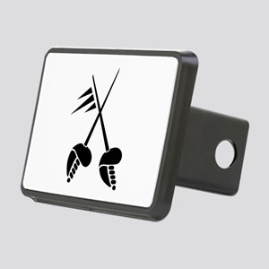 Fencing Rectangular Hitch Cover
