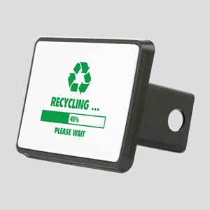 RECYCLING ... Rectangular Hitch Cover