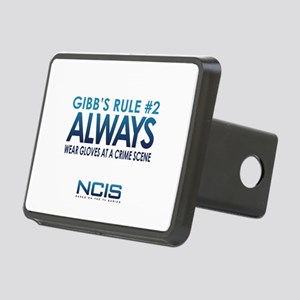 Gibbs Rule #2 Rectangular Hitch Cover