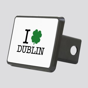 I Shamrock Dublin Rectangular Hitch Cover