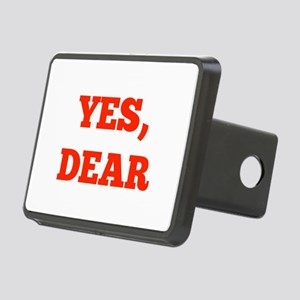 Yes, Dear Rectangular Hitch Cover