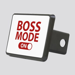 Boss Mode On Rectangular Hitch Cover