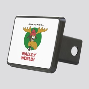 Walley World Hitch Cover
