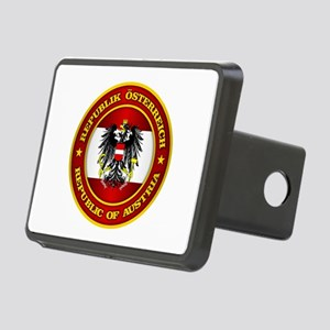Austria Medallion Hitch Cover